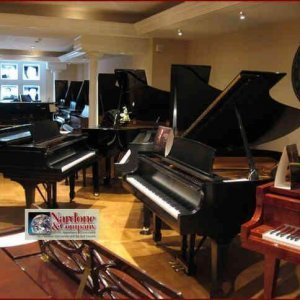 $1,204.800.5 worth of smoke damaged pianos