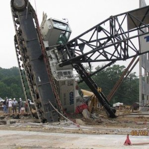 2007 Link-Belt LS Crawler Crane Sold for $327,000
