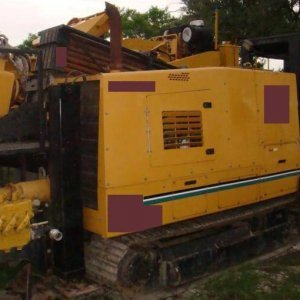 $390,000 Water damaged Directional Boring Machine